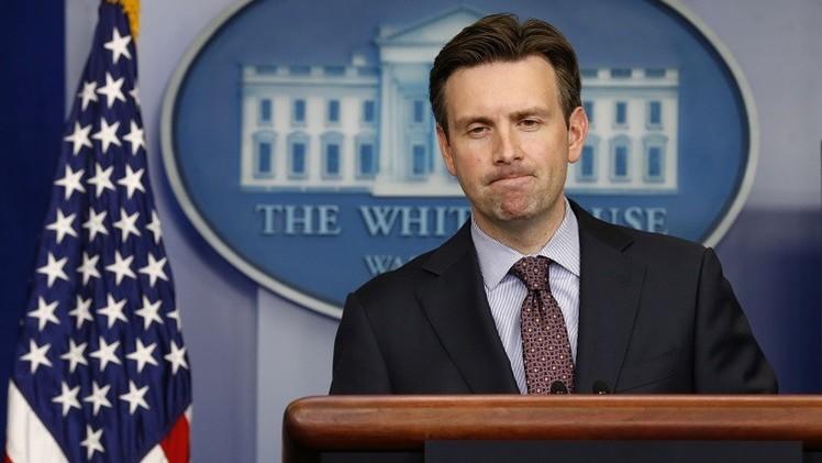 البيت الأبيض: اتخاذ قرار تزويد أوكرانيا بالسلاح يعود إلى أوباما وحده