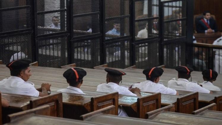 مصر.. المؤبد لـ 230 ناشطا في قضية أحداث مجلس الوزراء