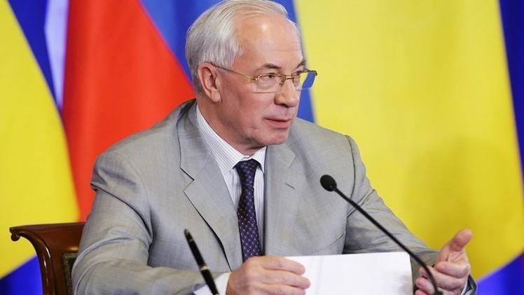 أزاروف: هدف واشنطن في أوكرانيا كان وقف الصناعة العسكرية