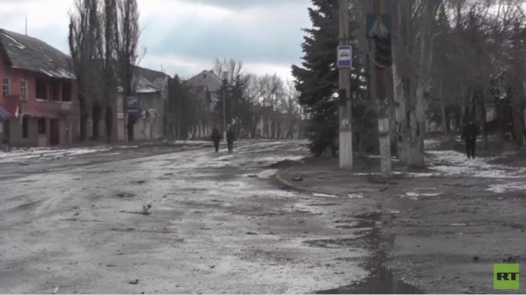 دونيتسك.. مقتل 8 مدنيين وجرح أكثر من 30 آخرين