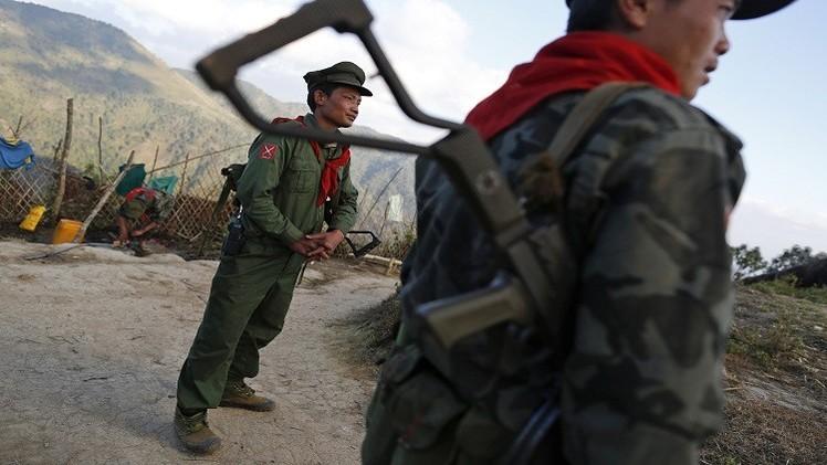ميانمار.. 20 قتيلا في اشتباكات بين الجيش ومتمردين