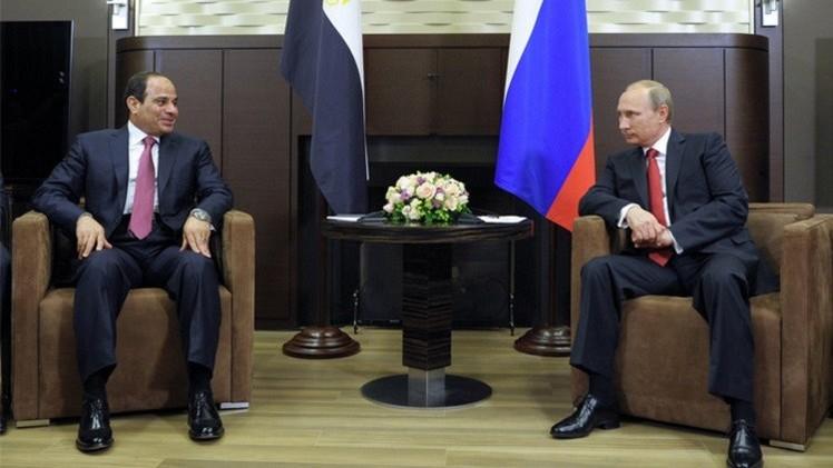 روسيا ومصر نحو تعزيز التعاون الاقتصادي