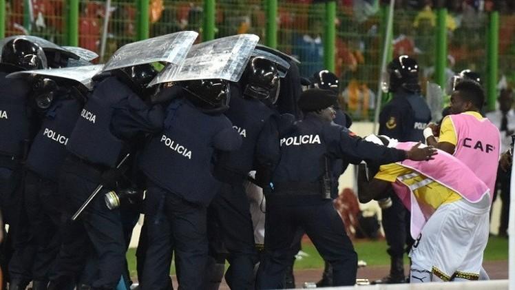 بالفيديو.. غانا تتأهل إلى نهائي كأس الأمم الإفريقية بعد أعمال شغب واسعة