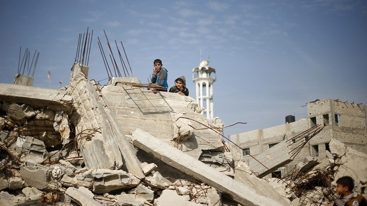 مصر والنرويج تدعوان الجهات المانحة للإسراع بتقديم المساعدات لإعمار غزة
