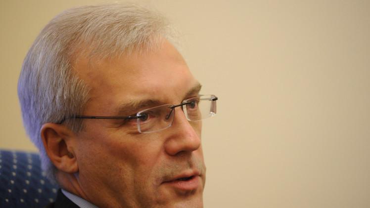 غروشكو: لا آفاق لضغط  الناتو على روسيا عبر تعزيز قواته في شرق أوروبا