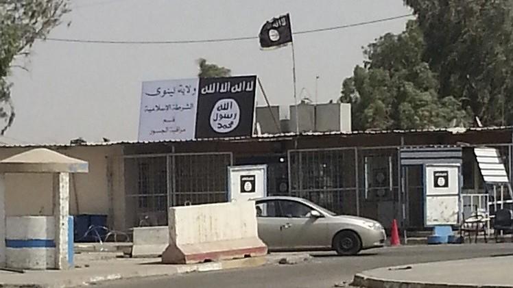 بعد جريمته الوحشية بحق الكساسبة .. داعش يعدم حرقا 3 أشخاص بالأنبار