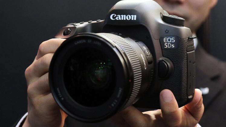 كاميرا كانون تطور نفسها وتصل إلى 50 ميغا بيكسل