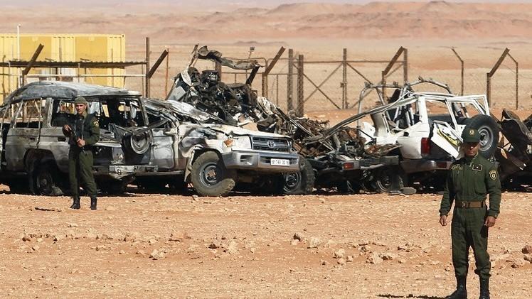 قوات جزائرية تقتل 4 مسلحين تسللوا من ليبيا