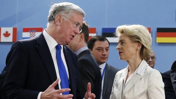 لندن: لا نخطط لإرسال أسلحة فتاكة إلى أوكرانيا