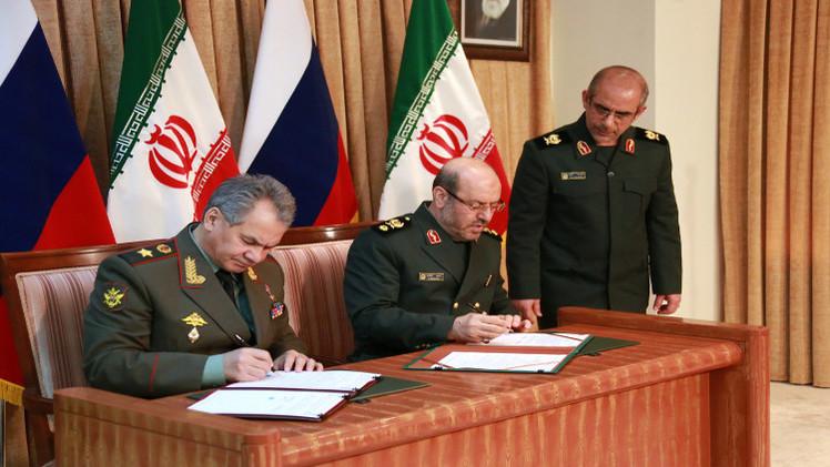 إيران تشدد على تنفيذ اتفاقية التعاون العسكري مع روسيا