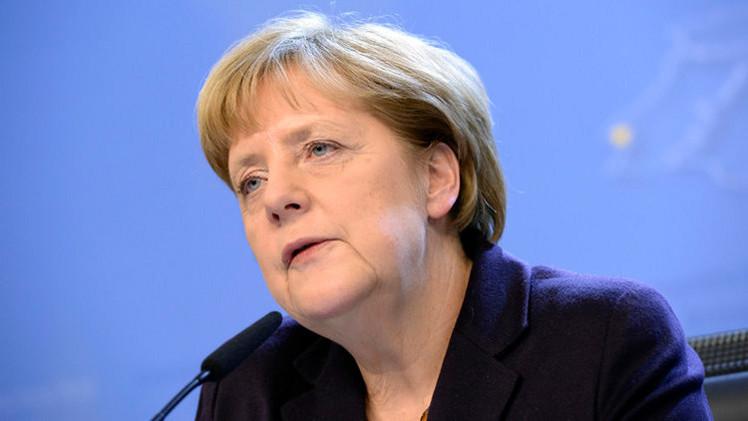 ميركل: أوروبا ترغب بإرساء أمنها بالشراكة مع روسيا وليس ضدها