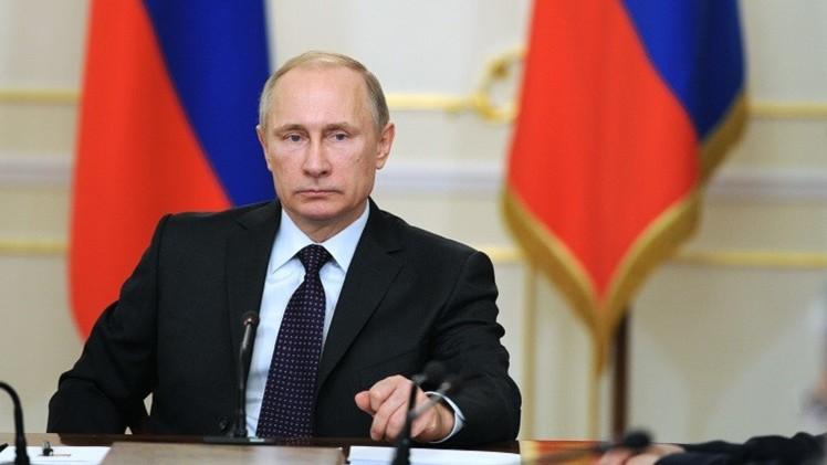 بوتين: هناك محاولات لتجميد تنمية روسيا ولن نقبل بزعامة أحادية للعالم
