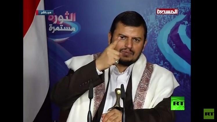 عبد الملك الحوثي: