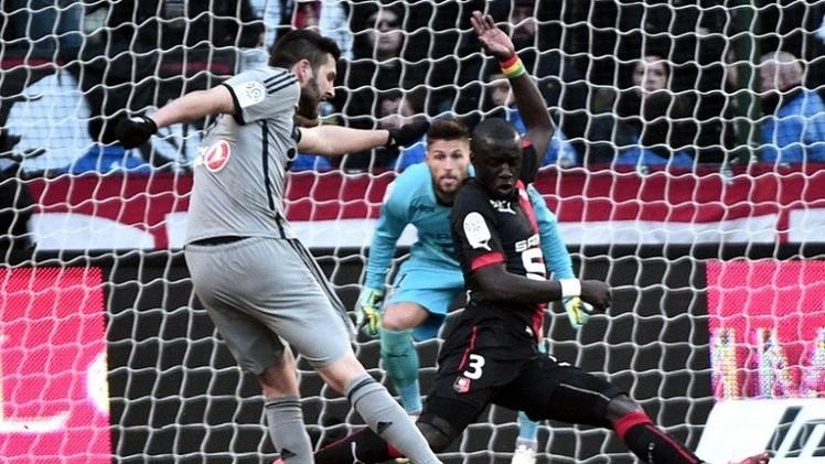 مرسيليا يضيع فرصة احتلال زعامة الدوري الفرنسي