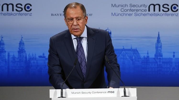 لافروف: موسكو مستعدة للتعاون مع واشنطن دون التخلي عن مصالحها