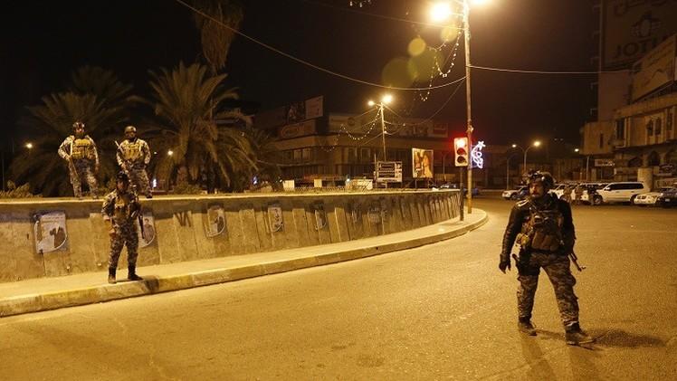 بغداد تحتفل بحرية التجول رغم سقوط ضحايا (صور+ فيديو)