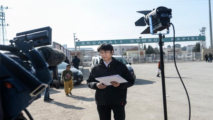 طوكيو تصادر جواز سفر مصور اعتزم السفر إلى سوريا