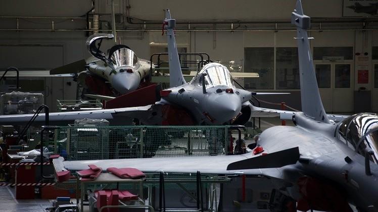 محادثات ثنائية لبيع طائرات رافال الفرنسية  لمصر