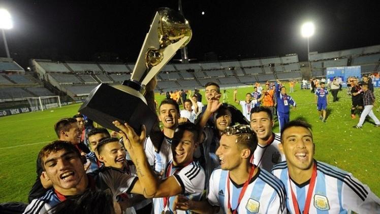 الأرجنيتن بطلة أمريكا الجنوبية تحت 20 عاما