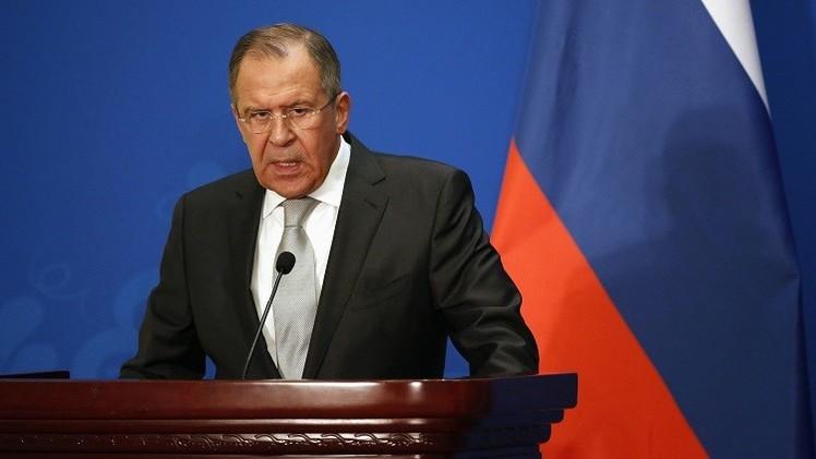 لافروف: الغرب بدأ يدرك ضرورة الامتناع عن الاتهامات الفارغة في الأزمة الأوكرانية
