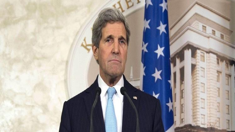 جون كيري يستبعد تمديد المحادثات بشأن ملف إيران النووي