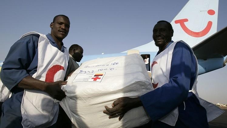 السودان.. مصرع 3 موظفي إغاثة