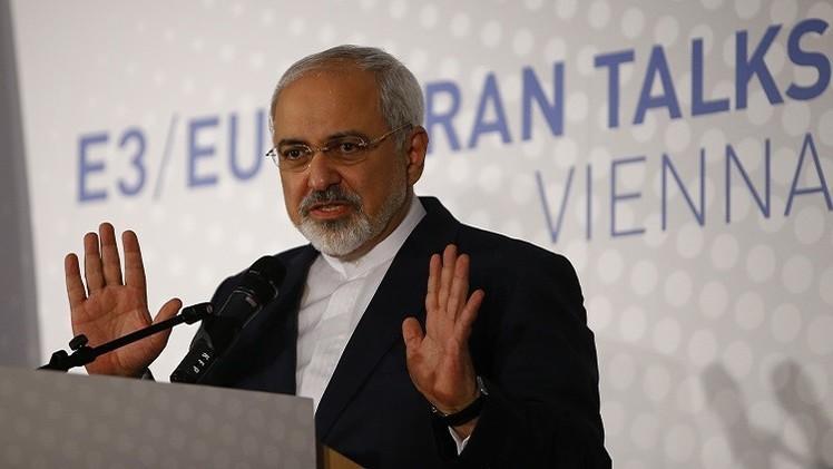 ظريف: لم أقل إن نفوذ روحاني سيتزعزع إذا فشلت مفاوضات النووي