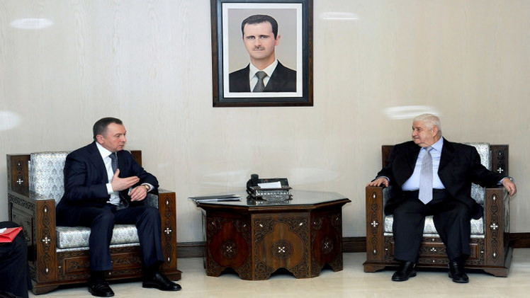 المعلم يقول إن الأردن لا يملك قرارا مستقلا في التنسيق مع سوريا لمكافحة الإرهاب وعمان ترد