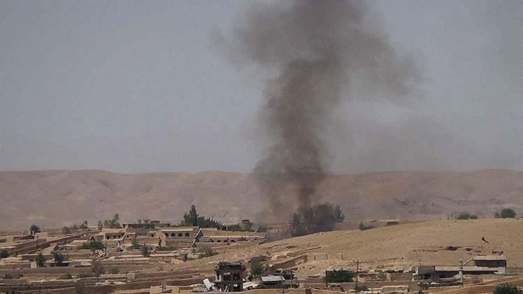 6 قتلى بينهم زعيم من طالبان في غارة  جنوب أفغانستان