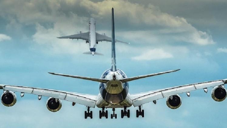 إياتا: ارتفاع عدد المسافرين على متن الطائرات بـ 5% خلال عام 2014