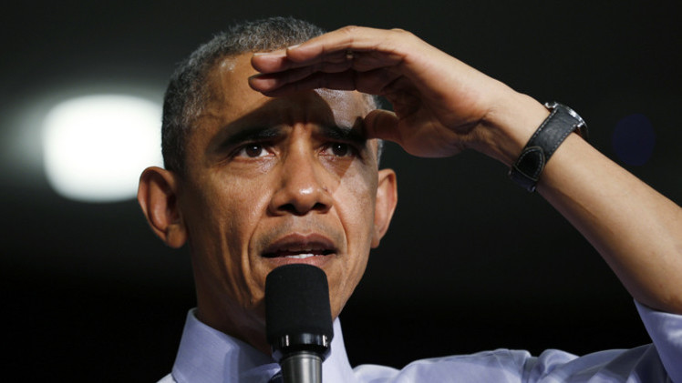 أوباما يسعى للحصول على تفويض جديد لمحاربة تنظيم