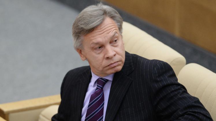 بوشكوف: ضمانات غربية وروسية ستكون أساسا لتسوية سياسية في أوكرانيا