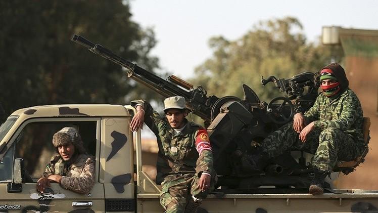 القوات الخاصة الليبية تستعيد قاعدة عسكرية في بنغازي
