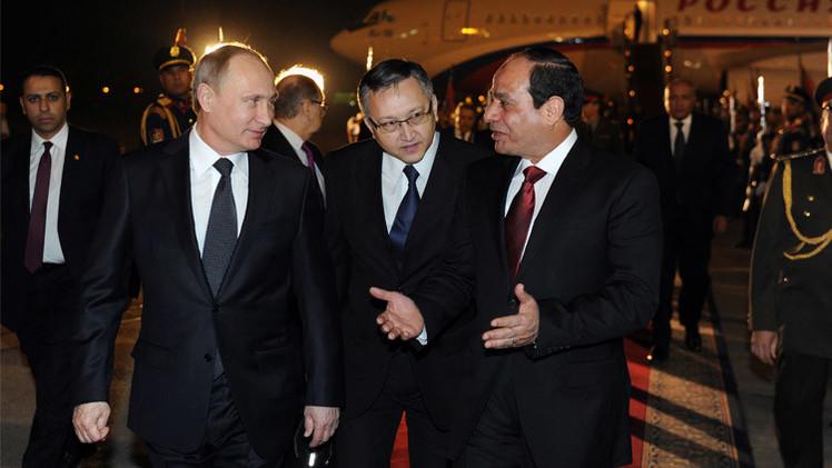 موسكو تعيد إحياء تحالفها مع القاهرة