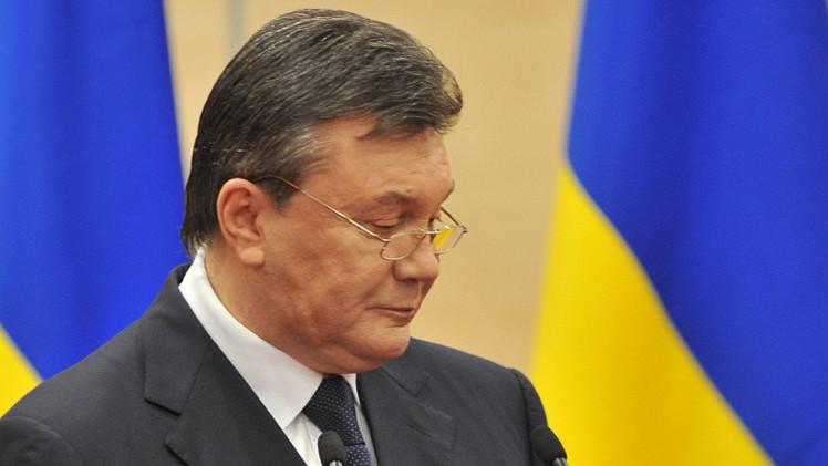 موسكو: لن نسلم الرئيس الأوكراني السابق إلى كييف