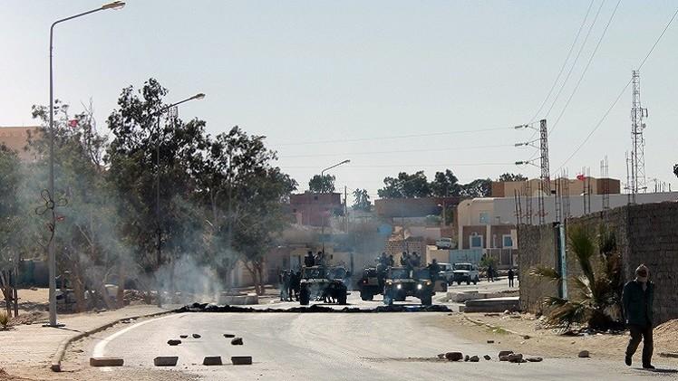 إضراب عام بالجنوب التونسي بعد مواجهات دامية مع الأمن