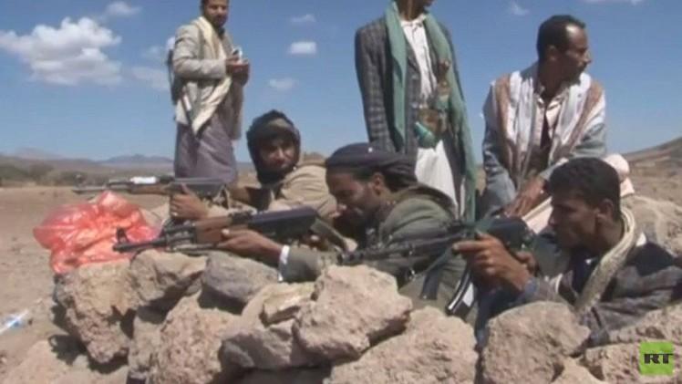 مقاتلو الحوثي يسيطرون على البيضاء وسط اليمن