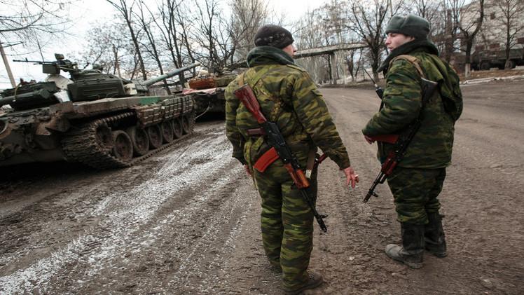 مقتل 20 من القوات الأوكرانية .. وحصار ديبالتسيفو مستمر