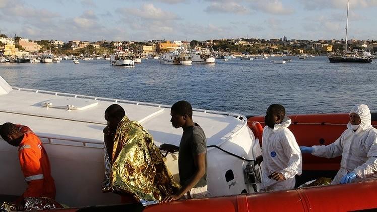 مقتل أكثر من 200 مهاجر قرب السواحل الإيطالية