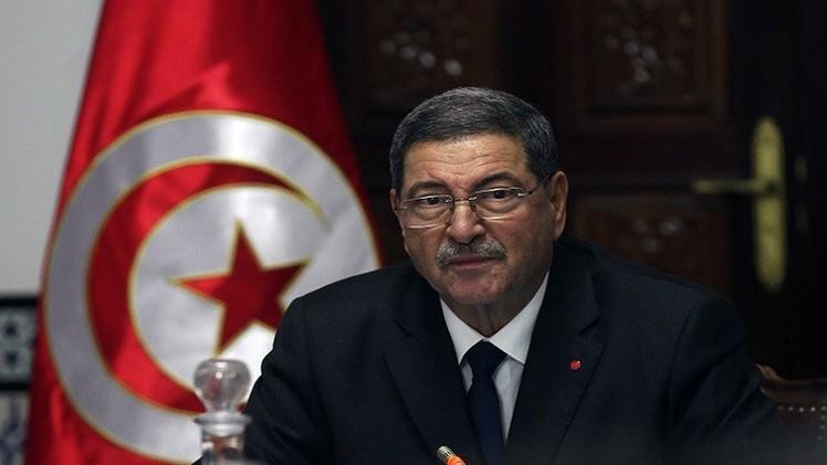 وفد حكومي تونسي يزور