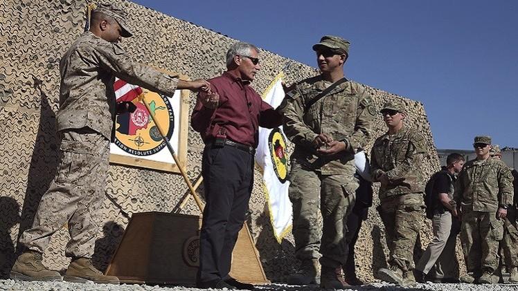 أوباما يدرس طلبا أفغانيا لإبطاء وتيرة سحب القوات الأمريكية