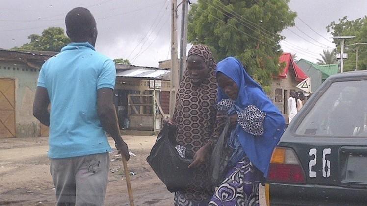 النيجر... انتحاريتان من