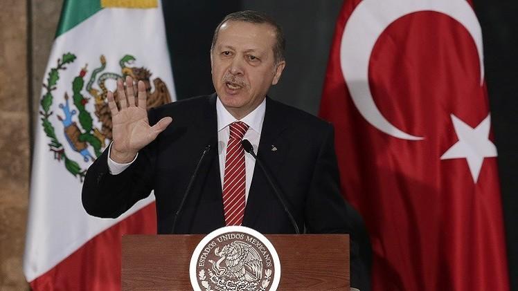 أردوغان ينتقد أوباما على صمته عن مقتل 3 مسلمين في الولايات المتحدة