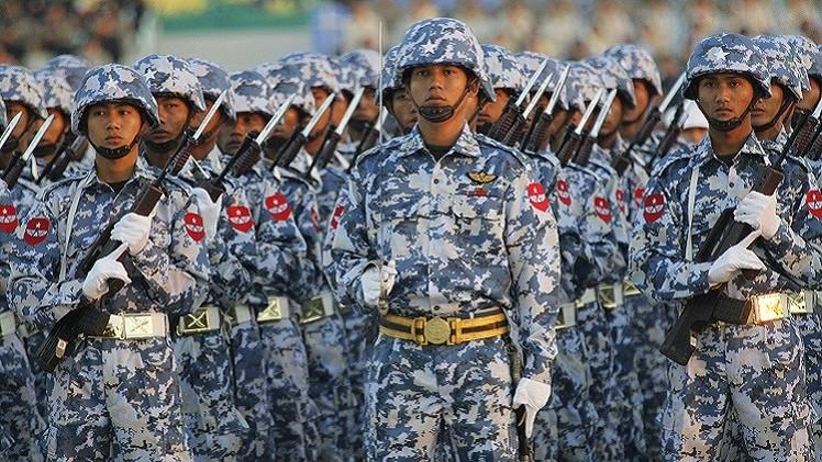 مصرع 50 جنديا في ميانمار بمواجهات الجيش والمتمردين