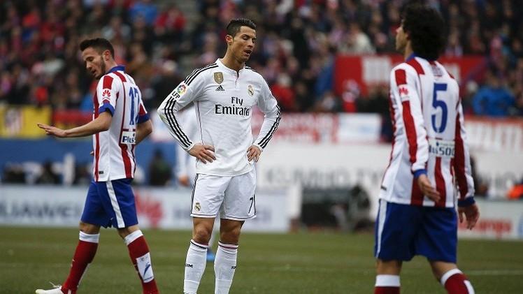 عرش الملك رونالدو يهتز في ريال مدريد