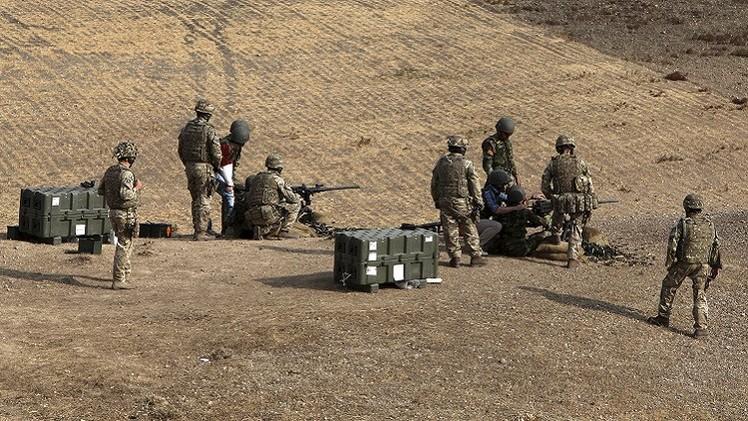 العراق.. القضاء على 8 انتحاريين في محاولة اقتحام قاعدة عسكرية تضم مستشارين أمريكيين