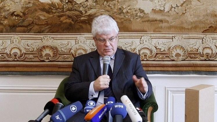 موسكو: الغرب يدعو حكومات الدول إلى محاورة المعارضة في كل بقعة من العالم باستثناء أوكرانيا