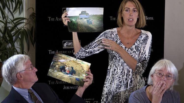 المحكمة الإسرائيلية العليا ترفض الطعن في قضية راشيل كوري