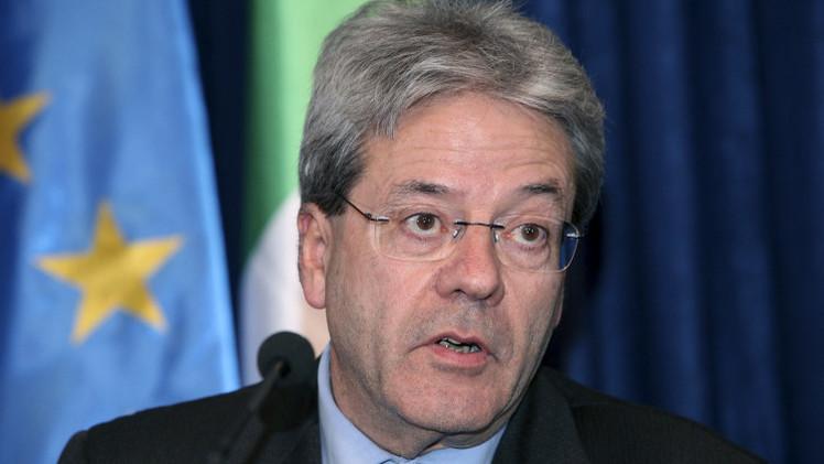 إيطاليا مستعدة لترأس تحالف دولي لمحاربة