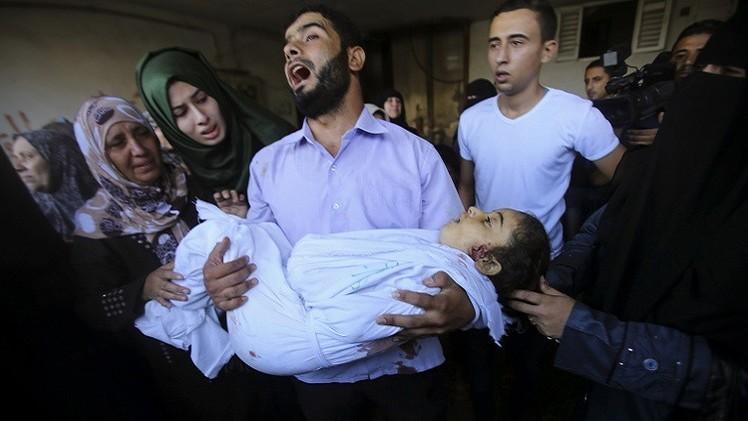 أ ب: إسرائيل استهدفت المدنيين في حربها على غزة
